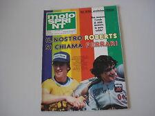 MOTOSPRINT 34/1978 PROVA TEST MOTO VILLA 125 CROSS
