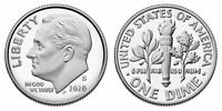2020 S Silver Roosevelt Dime Deep Cameo Gem Proof IN STOCK