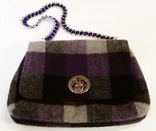 AMERICAN EAGLE OUTFITTERS Purple Purse w/ Chain Strap
