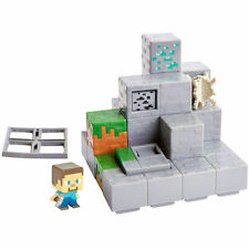 Minecraft TV, Movie & Video Game Action Figure Playsets