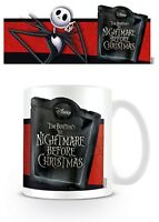 Official Nightmare Before Christmas Mug Jack Skellington Cup Film Halloween Gift