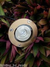 Garden spotlight Solid brass