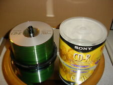 43 Sony CD-R High Speed 700MB/ 80 min Recordable (Partial Spindle) 48x