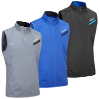 Stuburt Mens Sport-Tech Windproof Breathable DRI-Back Stretch Gilet 51% OFF RRP