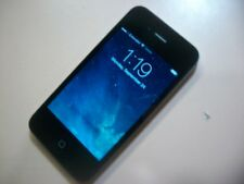 Apple iPhone 4  A1349 (Black) for VERIZON (CDMA) 8GB Tested Working          012