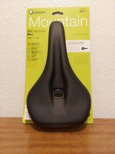 Ergon SMC Sport Gel Saddle - Stealth, Mens, Medium/Large