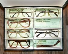 6 Pair Vintage Eyeglass Frames, Never Used, In Original Box from Classic Optical