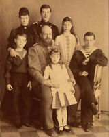 Czar Emperor Alexander III of Russia 8X10 Photo Picture House of Romanov #3