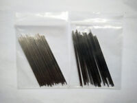 2 sets tenor saxophone  repair parts stainless steel needle spring