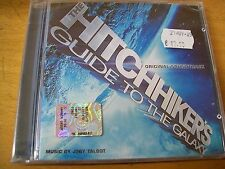 THE HITCHHIKER'S GUIDE TO THE GALAXY   O.S.T. CD SIGILLATO