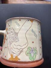 More details for maureen minchin medium mug early goose pattern