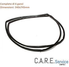 GUARNIZIONE PORTA FORNO SMEG DA 90 CM - 754131050 - CON 6 GANCI - 2120 mm