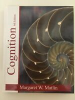COGNITION 8th Edition By Margaret W. Matlin