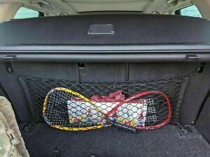 Trunk Rear Seats Envelope Style Mesh Cargo Net for AUDI Q7 2017-2021 Brand New