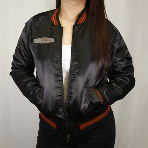 Harley-Davidson Women's Reversible Bomber Jacket (S09)