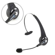 Trucker Over the Head Wireless Bluetooth Boom Mic Headset Headphone Earphone  PK