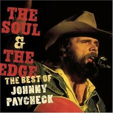 Soul & The Edge: Best Of Johnny Paycheck - Johnny Paycheck (2002, CD NIEUW)