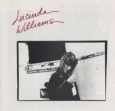 LUCINDA WILLIAMS - 12 TRACK MUSIC CD - LIKE NEW - H721