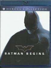 Batman Begins (2005) Blu Ray