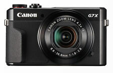 Canon PowerShot G7X Mark II Digital Camera Black