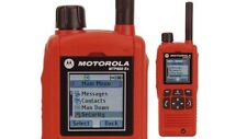 Motorola MTP850 Ex-2D Portable Two-Way Radio (Handset, & Mic) FULLY FUNCTIONAL