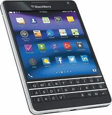 At&T / Cricket / H2O BlackBerry Passport Q30 32Gb Smart Video Cell Phone *9/10*