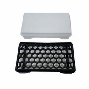 Falcon Eyes F7 Honeycomb Grid and Softbox for F7 RGB Led Mini Pocket Fill Light