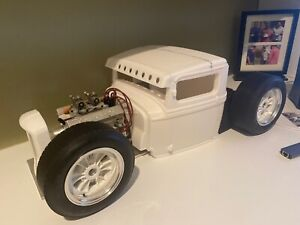 1/4 Quarter scale 1/5 34 Ford Truck body custom for Conley?