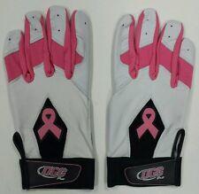 Pink Ribbon Batting gloves/ small