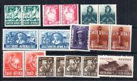 South Africa 1941-46 War Effort LHM set SG88-96 WS19223
