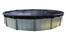 Swimline PCO827 24' Round Above Ground Swimming Winter Cover (Pool Cover Only)
