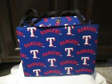 Texas Ranger Women's Fabric Purse with 2 handles