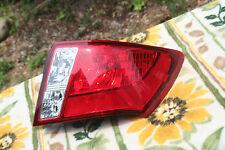 Subaru Impreza WRX STI Tailight Right 2011  genuine Subaru light  Japan