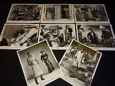 john wayne L' HOMME QUI TUA LIBERTY WALANCE  photos presse cinema western 1962