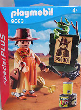 Playmobil Western Special Plus 9083 Revolverheld Skorpion Schlange  NEU SEALED