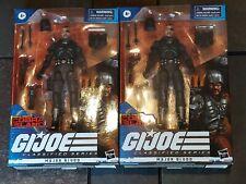 Lot of 2 G.I. Joe Classified Series: Cobra Island Major Bludd