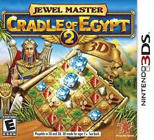 Jewel Master Cradle Of Egypt 2 3DS