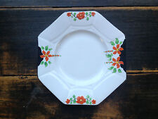 BRT Gorgeous Old English Melba Bone China Hand painted decoartive diaplay Plate