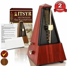 Accurate Mechanical Metronome For Musician Guitar Piano...
