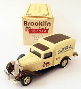 Brooklin Models 1/43 Scale BRK16 015 - 1936 Dodge Van - Tobacco Livery