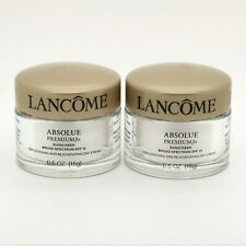 Lot 2 x Lancome Absolue Premium Bx Replenishing and Rejuvenating Day Cream 1 oz