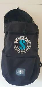 Scubapro Large Duffle Mesh Scuba Diving Bag Rucksack