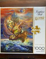 Buffalo Games - Josephine Wall: Voyage to Murrlis Sea - 1000 Piece Puzzle