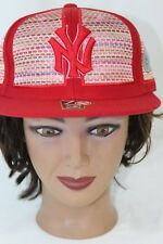MLB NY New York Yankees Cooperstown 59Fifty Baseball Cap Hat Fitted 7 1/4
