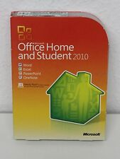 Microsoft  Office Home and Student 2010, Deutsch - 3 Lizenzen -79G-01904
