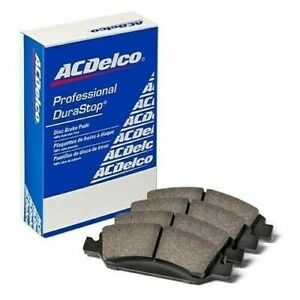 Rear Disc Brake Pads ACDelco  ACD1291 for Ford Lazer Mazda 323 Astina Protege