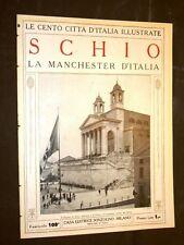 Schio, la Manchester d'Italia - Le Cento Città d'Italia illustrate