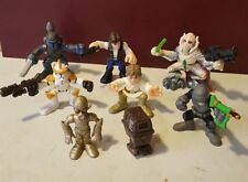 Star Wars Playskool Galactic Heroes Lot of 8 Action Figures - SEE PICTURES Lot D