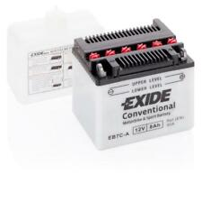 Batterie Moto Exide YB7C-A EB7C-A 12V 8AH 130A 130X90X115MM ACIDE COMPRIS