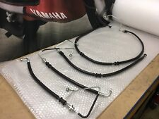 Yamaha GPD125-A, Nmax, N-Max, Brake Lines, Brake Hoses, Came From a 2015 Model.